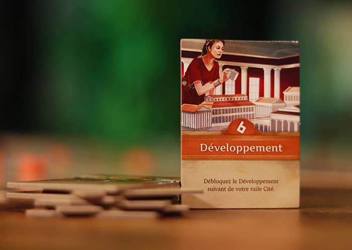 Carte développement Khôra