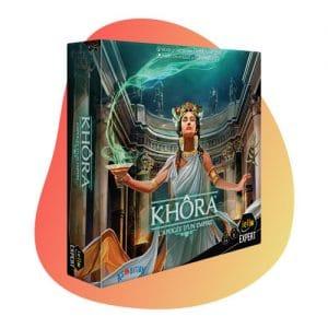 Khora l'apogée d'un empire
